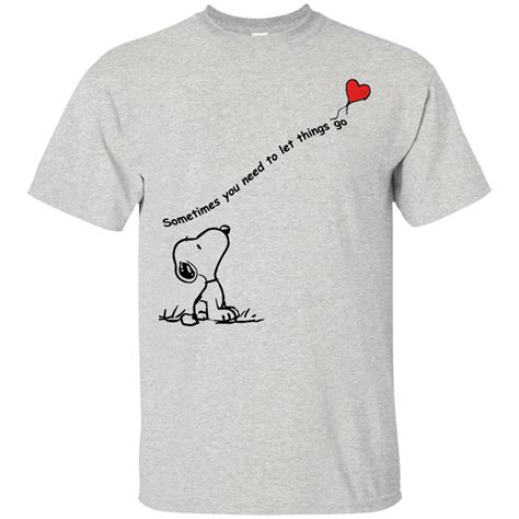 T Shirt Dave Grohl Solhoette Grey snoopy sometimes you need to let things go shirt hoodie