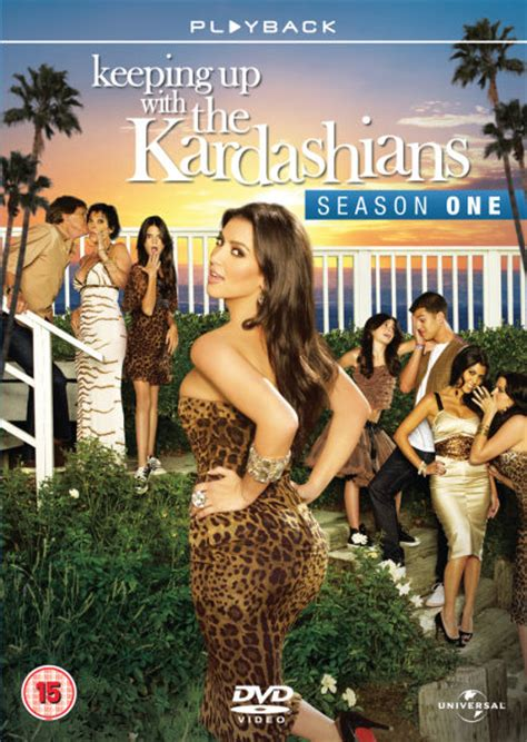 the keep series 1 keeping up with the kardashians season 1 dvd zavvi