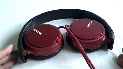 Headphone Sony Zx310 review sony mdr zx310 headphones