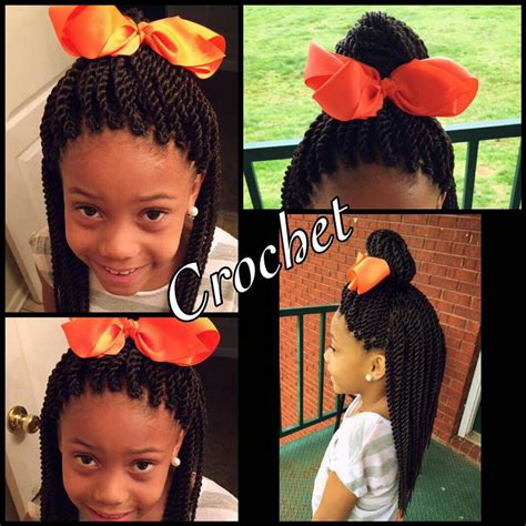 crochet braids for kids kids crochet kids braids and hairstyles pinterest
