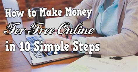 Simple Steps To Make Money Online - my internet quest reviewing the truth so that you don t