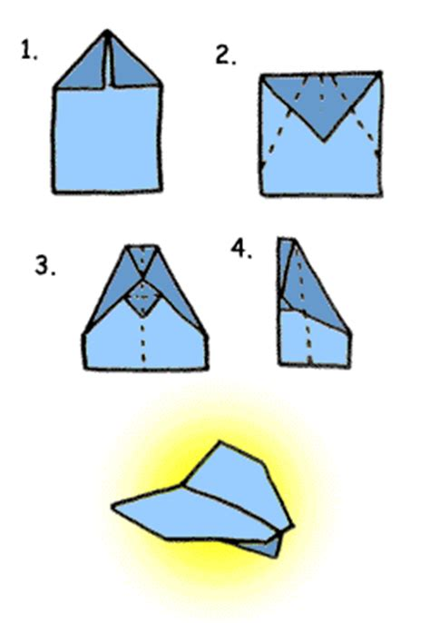 Best Way To Fold A Paper Airplane - paper airplane 1