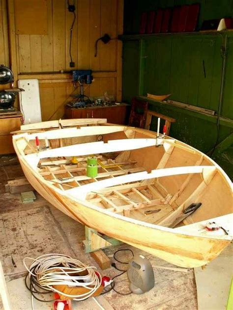 peter brady boat builder flying saucer design boatbuilders site on glen l