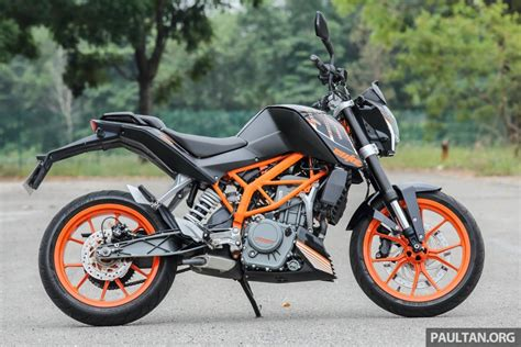 Ktm Duke 250 Review Review 2016 Ktm Duke 250 And Rc250 Handling And