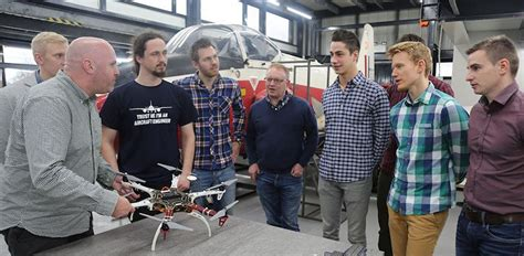 design engineer jobs wrexham new degree in drone technology launched by wrexham glyndwr