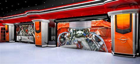 fancy floor ls garagemahals garage mahals luxury custom garage environments