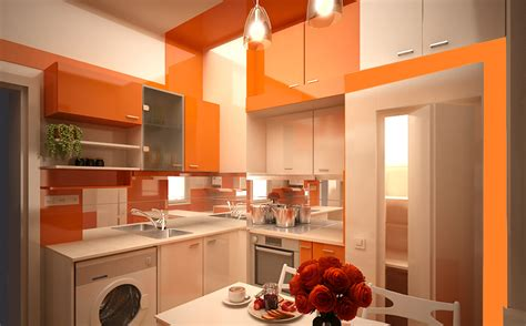 innovative kitchen designs innovative kitchen design concepts with orange appetite