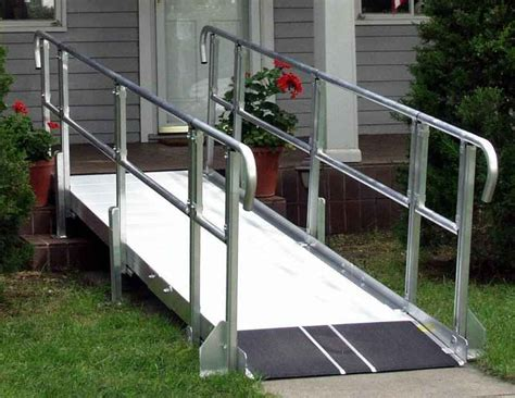Ada Requirements For Handrails All About Mobility Great Falls Mt Ramps All About