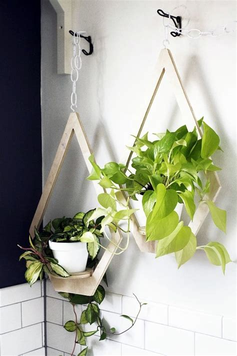 best indoor hanging plants 40 elegant diy hanging planter ideas for indoors bored art