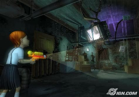 monster house game monster house screenshots pictures wallpapers gamecube ign