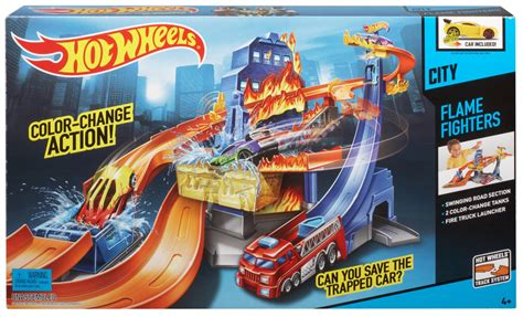 Wheels Color Shifter What 4 2 wheels color shifters fighter playset ca toys