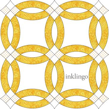 stunning wedding rings simple wedding ring quilt pattern