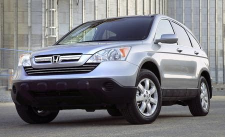 honda crv all years and modifications with reviews, msrp