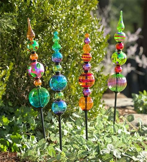 glass garden ideas 25 best ideas about garden totems on yard