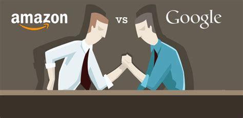 amazon vs google case study amazon vs google