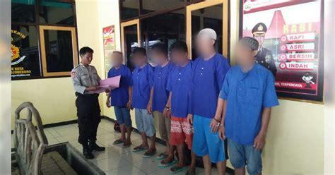 Tahanan Gas Warna 6 orang tahanan polres bojonegoro dititipkan ke lapas kelas iia bojonegoro berita bojonegoro