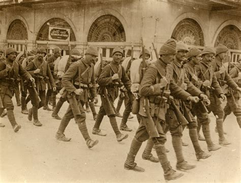 ottoman troops in aleppo ca wwi middle east early 20th