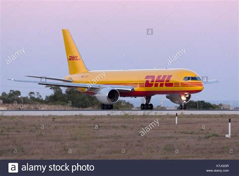dhl plane stock photos dhl plane stock images alamy