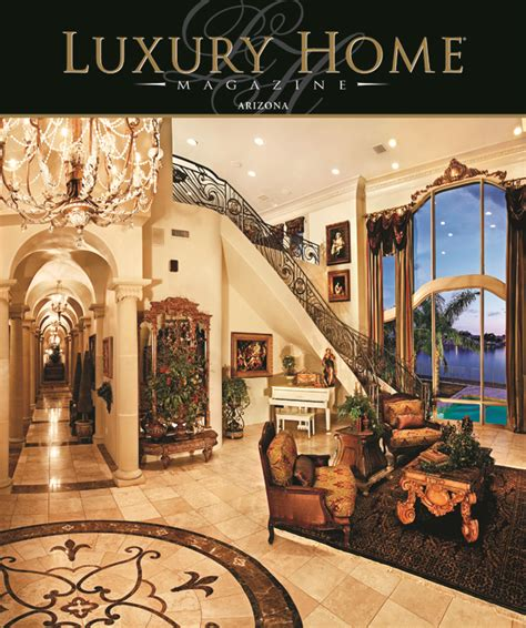 luxury home magazine rock contractors