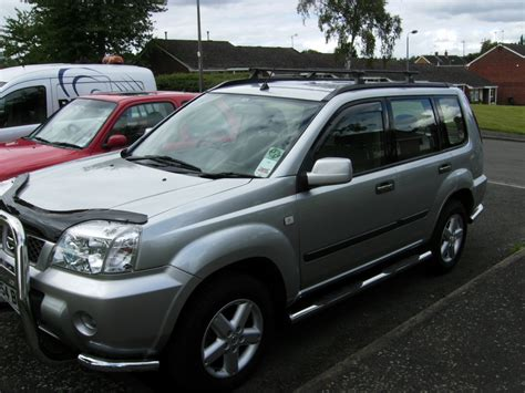 mort  nissan  trail specs  modification info  cardomain