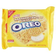 Banana Crispy Black White Oreo 1000 images about oreo cookies limited edition on nabisco oreo limited edition
