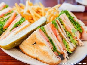 resep sandwich isi daging sayuran mudah sederhana