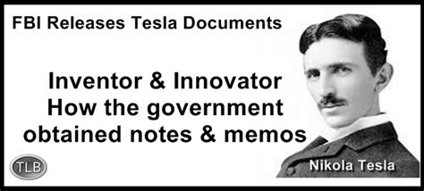 Tesla Fbi The Future Is Here Page 18 Astrologers Community