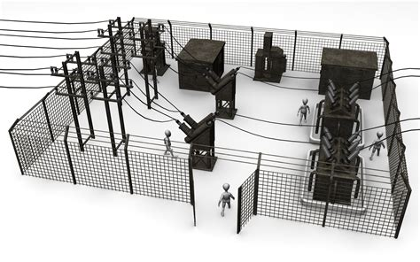 layout of grid substation substation automation archives electricity today t d