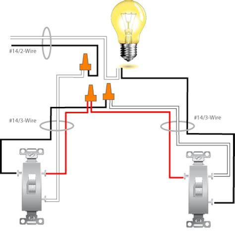 3 way switch wiring diagram variation 4 electrical