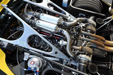 what motor is in the hennessey venom gt fast cars hennessey venom gt engine