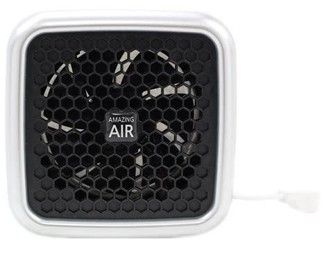 Iben Personal Usb Air Purifier Fan 187 Gadget Flow
