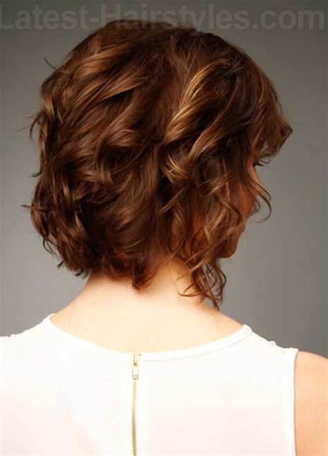 stacked in back brown curly hair pics 12 brown bobs hairstyles bob hairstyles 2017 short