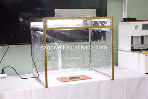 how to a dust free room small size dust free working bench clean room for lcd repair machine buy dust free clean room