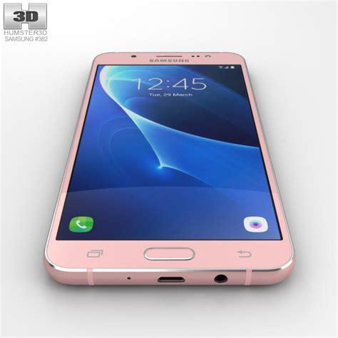 Tulang Samsung J7 2016 Gold samsung galaxy j7 2016 gold 3d model hum3d