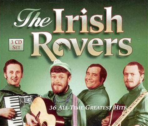 the irish rovers discography (compilations)