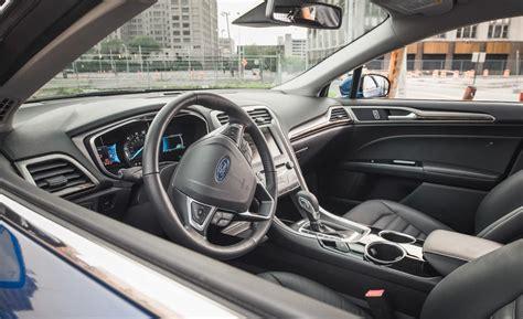 Ford Fusion 2014 Interior by 2014 Ford Fusion Se Hybrid Interior Topcarz Us