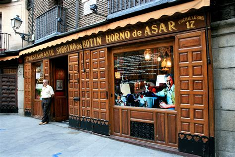 best restaurant in madrid spain dining at the oldest restaurant in the world madrid spain