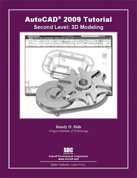 Autocad 2009 3d Modeling Tutorial autocad 2014 tutorial second level 3d modeling autos post