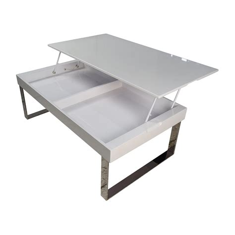 Modern Lift Top Coffee Table White Lift Top Coffee Table