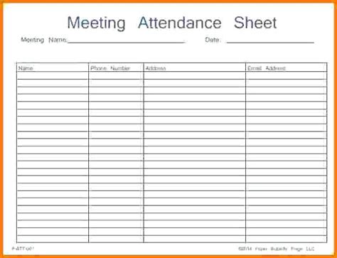 Sign Attendance Sheet In Template Word Lccorp Co Attendance Sign In Sheet Template Word