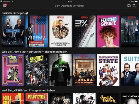 filme downloaden netflix iphone netflix jetzt mit offline funktion f 252 r iphone ipad und