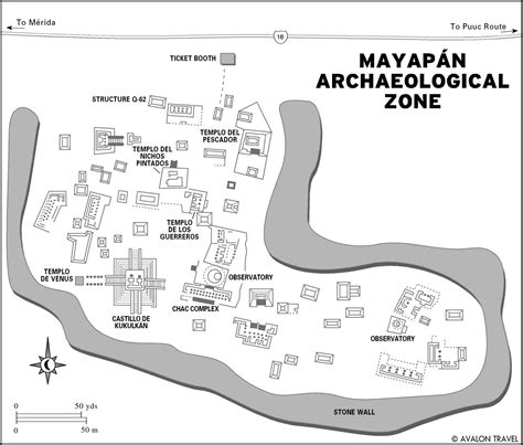 printable map of yucatan peninsula printable travel maps of yucat 225 n peninsula moon com
