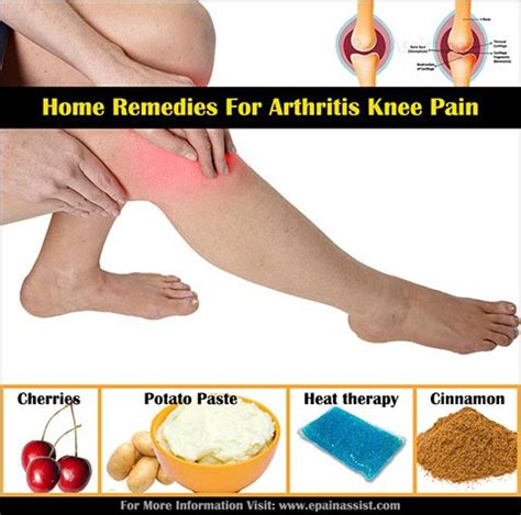 home remedies for arthritis in the knees