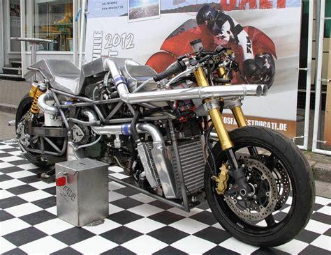 Motorrad Verkleidung Eigenbau by Acherner Will Mit 350 252 Ber Den Salzsee Brettern