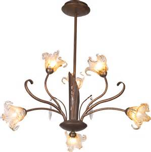 et2 chandelier et2 bloom bloom chandelier et2 bloom 6 light