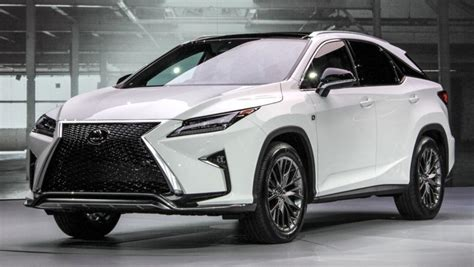 Lexus Suv 2020 by 2020 Lexus Rx 350 Redesign Changes And Price Top New Suv