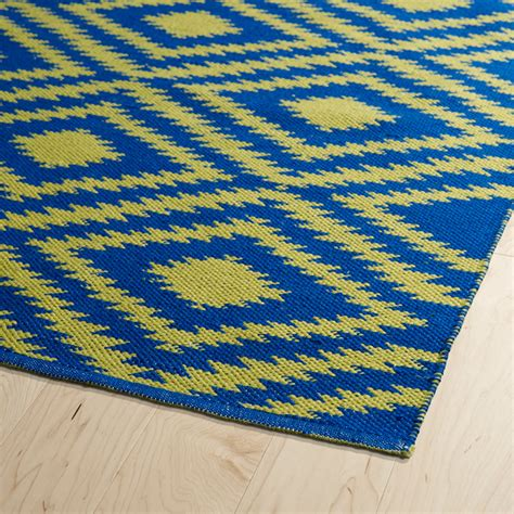 Navy And Yellow Rug brisa diamonds rug in navy and yellow rosenberryrooms