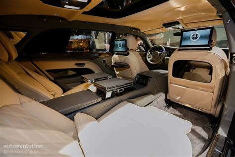 bentley mulsanne 2017 interior how bentley made the mulsanne ewb long wheelbase look