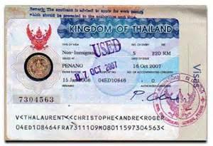 visas and visa runs in the kingdom of thailand