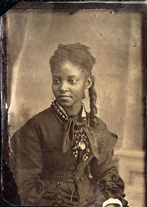 victorian era 18 interesting vintage studio portraits of women of color